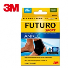 【3M】 FUTURO SPORT 可调式运动排汗型护踝-48635