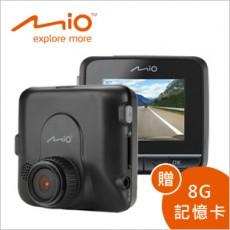 Mio MiVue 330 HD高畫質行車記錄器(黑色)★加贈8G卡