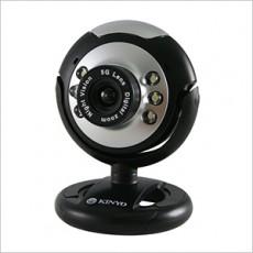 【KINYO】虛擬1600萬畫素網路攝影機 (PCM-537)