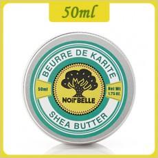 【NoirBELLE 諾蓓樂】天然乳木果油50ml ★ 贈諾蓓樂天然乳木果油10mlx1