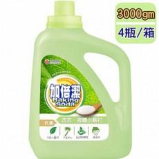 【加倍潔】液體小蘇打-茶樹抗菌配方(2400mlx6瓶/箱)