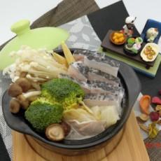 良鮮水產_酸白菜龍膽鍋(低溫配送)
