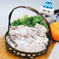 良鮮水產_冰鮮龍膽魚片(免運低溫)