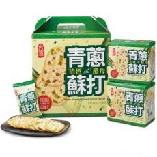 【台酒】清酒酵母青蔥蘇打(12盒/箱)