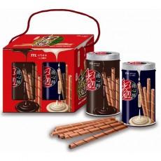 【台酒】紅麴捲心酥400g*2罐/盒