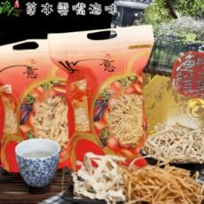 【台江漁人】草本零嘴海味家庭號系列600g*10包