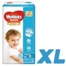 【好奇】耀金級 清新乾爽紙尿褲 XL44片x4包/箱