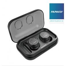 【PAPAGO】 W1 真無線觸控藍牙耳機