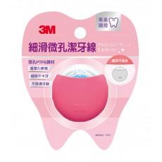 【3M】細滑微孔潔牙線-馬卡龍單包裝(顏色隨機)
