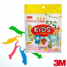 【3M】兒童牙線棒散裝(38支/包)