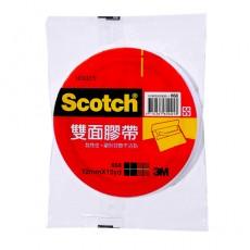 【3M】668雙面膠帶(12mm)