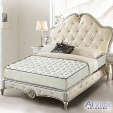 【Ai-villa】立體加厚緹花護背式床墊(雙人加大)860101