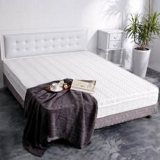 【亞珈珞】透氣升級款-3D緹花三線獨立筒床墊(雙人加大6尺)860034