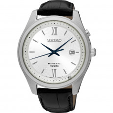 SEIKO KINETIC 紳士人動電能腕錶(5M82-0BC0S)