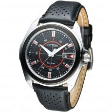 CITIZEN Eco-Drive 新潮世代光動能腕錶(AW1060-08E)
