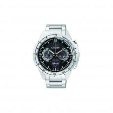 CITIZEN Eco-Drive 光動能型男時尚計時腕錶(CA4120-50E)