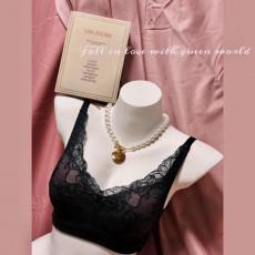 【Queen World 女王的世界】泰國天然乳膠胸罩