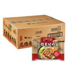 【台酒】花雕東坡肉袋麵200g*12包