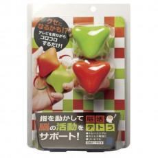 日本【alphax】 掌心3D魔力球送行動按摩球 ★3D菱球練習手腦並用 刺激腦部(請使用FB或LINE登入購買)