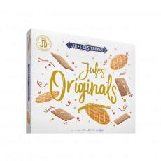 【Biscuiterie Jules Destrooper】比利時傳統餅乾  200g 紙盒