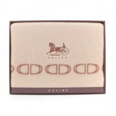 【Celline】經典馬車保暖大毛毯禮盒